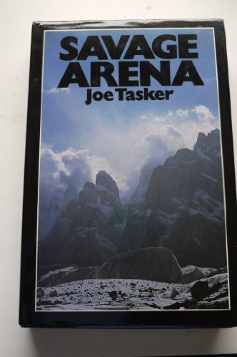 Savage Arena: Tasker, Joe