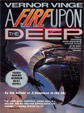 9780312703691: A Fire Upon The Deep Special Edition Ebook