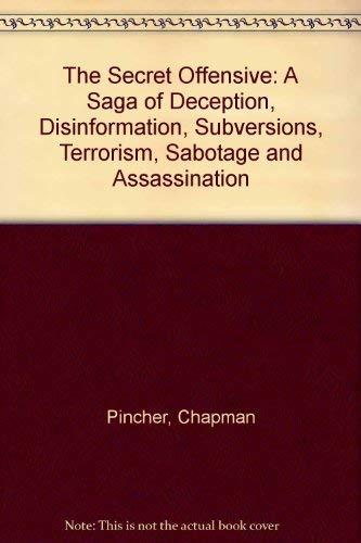 The Secret Offensive: Pincher, Chapman