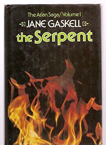 9780312713126: The serpent (The Atlan series)