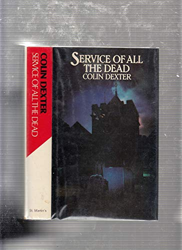 Sevice Of All The Dead: Colin Dexter