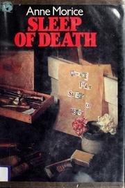 Sleep of Death: Morice, Anne