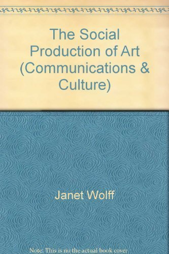 9780312734671: The social production of art