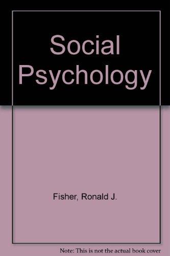 9780312734732: Social Psychology