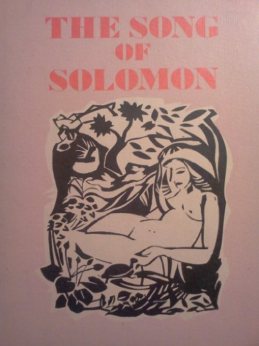 The Song of Solomon: From the King: St Martin's Press