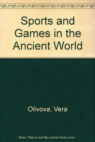9780312753214: Sports and Games in the Ancient World (English and Czech Edition)