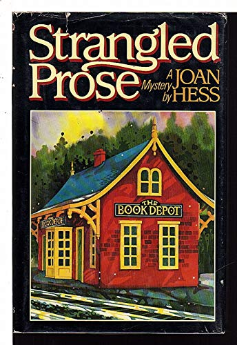 Strangled Prose ***SIGNED***: Joan Hess
