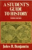 9780312770037: A student's guide to history