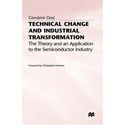 9780312787752: Technical Change and Industrial Transformation