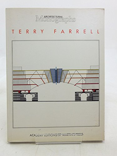 Terry Farrell (Architectural Monographs ) Academy Editions: Frank Russell, Terry Farrell