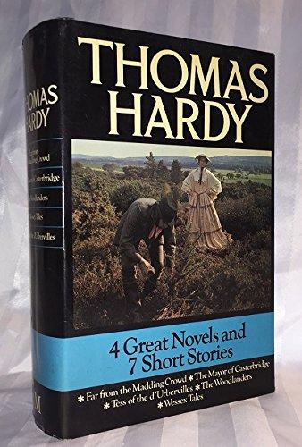 9780312801571: The Thomas Hardy Omnibus