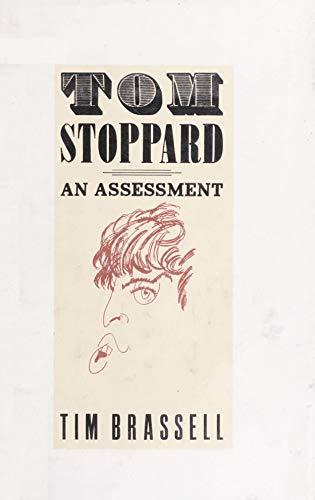 9780312808884: Tom Stoppard: An Assessment