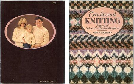 9780312813147: Traditional Knitting Patterns of Ireland, Scotland and England