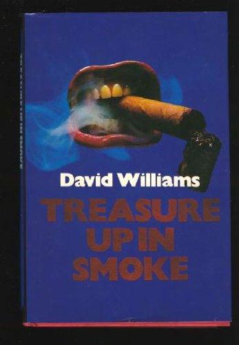 Treasure up in smoke: Williams, David