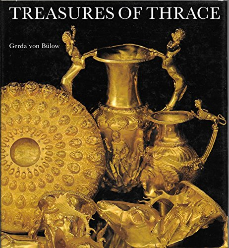 9780312816490: Treasures of Thrace