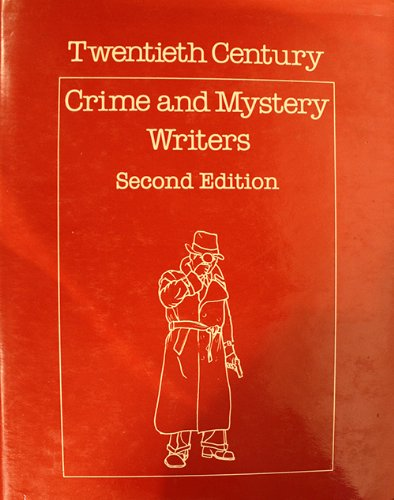 9780312824181: Twentieth-Century Crime and Mystery Writers (St James Guide to Crime and Mystery Writers)