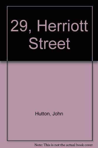 9780312824235: 29, Herriott Street