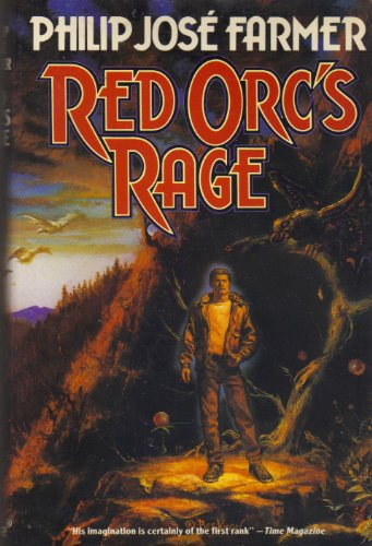 Red Orc's Rage (Plus SIGNED LETTER): Farmer, Philip Jose