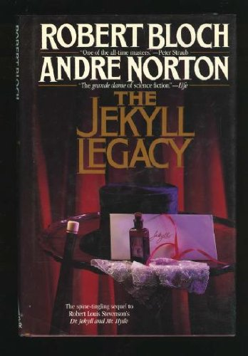 [signed] The Jekyll Legacy (Tor Horror)