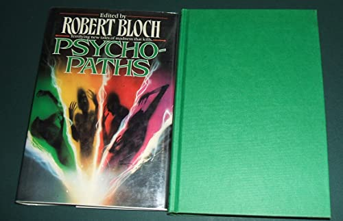 Psycho-Paths: Bloch, Robert