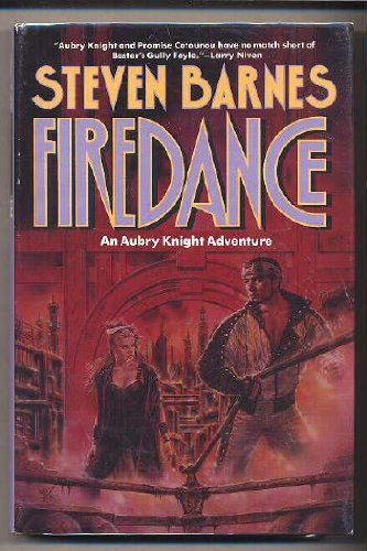 Firedance (UNREAD) (SIGNED): Barnes, Steven