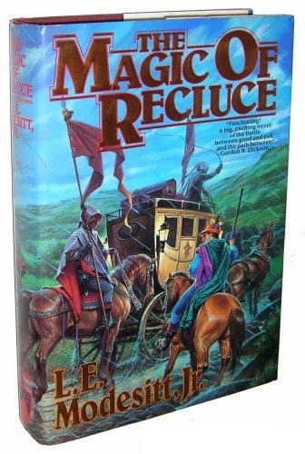 The Magic of Recluce (Tor Fantasy): Modesitt, L. E.