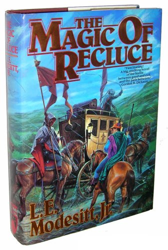 The Magic of Recluce (Tor Fantasy): Modesitt, L. E.