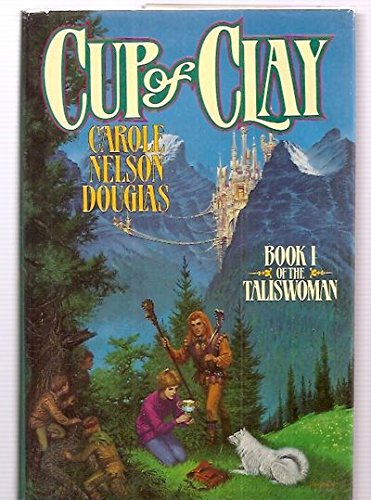 CUP OF CLAY: Douglas, Carole Nelson.