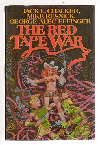 Beispielbild für The Red Tape War zum Verkauf von Stories & Sequels