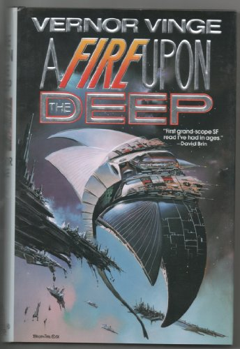 9780312851828: A Fire upon the Deep
