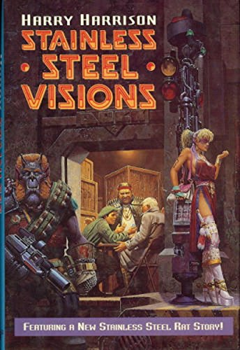 9780312852450: Stainless Steel Visions