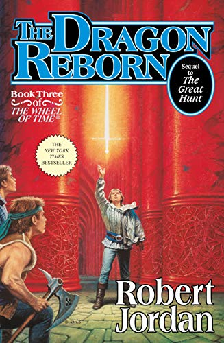 9780312852481: The Dragon Reborn: 3/14 (Wheel of Time)