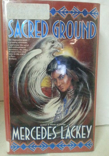 9780312852818: Sacred Ground