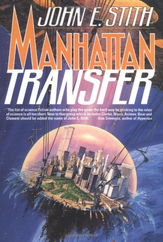 Manhattan Transfer - SIGNED: Stith, John E.