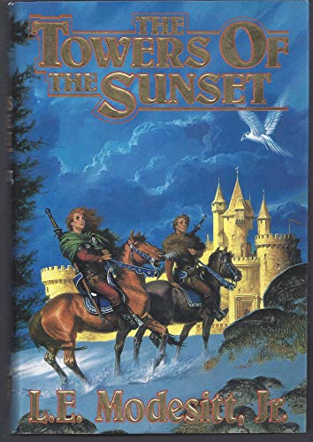 9780312852979: The Towers of the Sunset (Tor Fantasy)