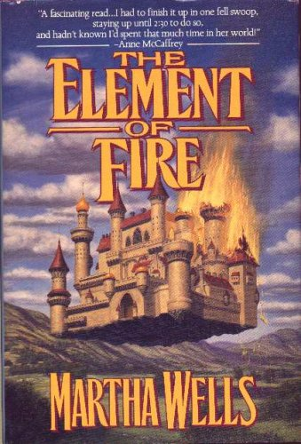 9780312853747: The Element of Fire