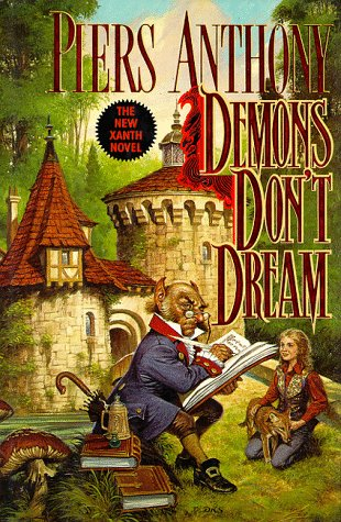 9780312853891: Demons Don't Dream (Xanth, No. 16)
