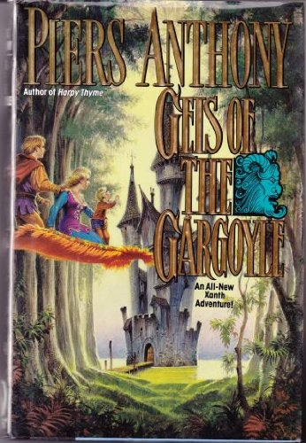 Geis of the Gargoyle (Xanth) [First Edition]