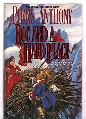 9780312853921: Roc and a Hard Place (Xanth)