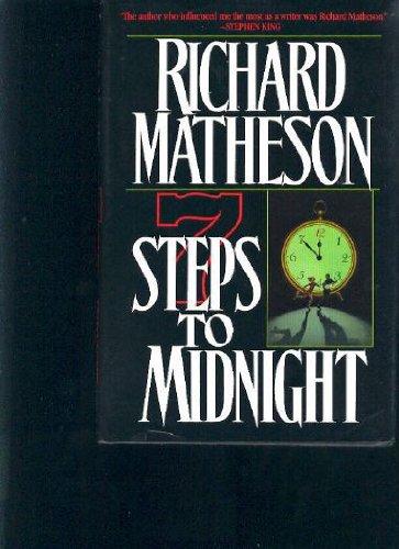 7 STEPS TO MIDNIGHT: Matheson, Richard.