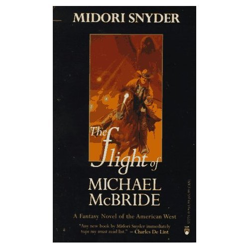 The Flight of Michael McBride (0312854102) by Snyder, Midori