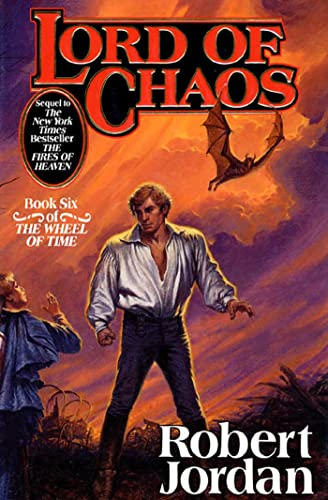 9780312854287: Lord of Chaos (The Wheel of Time, Book 6)