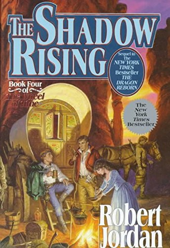 9780312854300: The Shadow Rising (The Wheel of Time, Book 4)