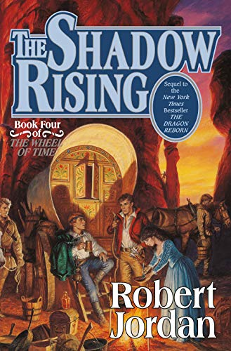 The Shadow Rising (The Wheel of Time, Book 4): Jordan, Robert