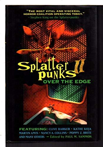 9780312854454: Splatterpunks II: Over the Edge