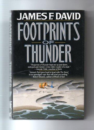 9780312854782: Footprints of Thunder