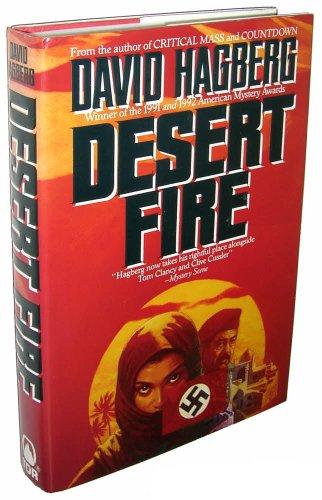9780312854966: Desert Fire