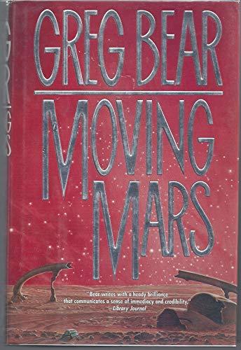 MOVING MARS: Bear, Greg