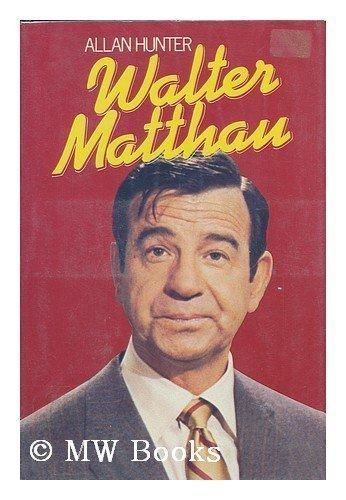 9780312855192: Walter Matthau