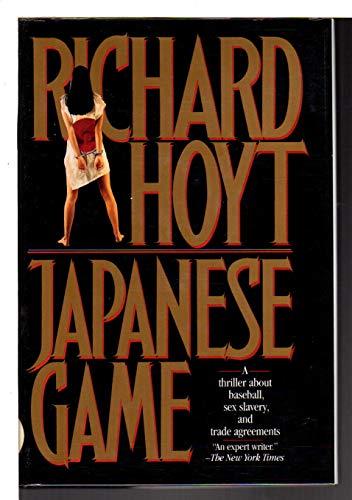 9780312855536: Japanese Game
